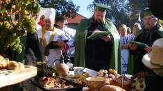 Cristian Tabără, în juriul Festivalului Sarmalelor de la Praid