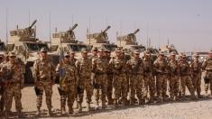 """Marius Apostol, soldatul rănit în Afganistan, la """"Vreau să fiu sănătos"""""""