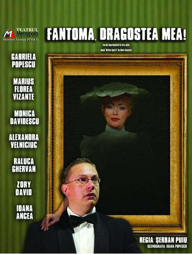 afis Fantoma, dragostea mea