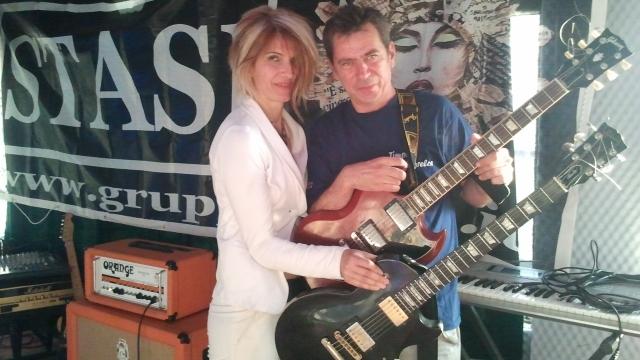 Cristina Puia şi Doru Ionescu