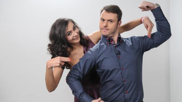 Alexandra Păcuraru şi Matei Stănculescu