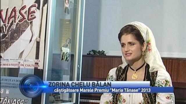 Zorina Balan - Reporter Sud - TVR Craiova