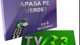 Din 6 decembrie, descoperi noul TVR 3 !
