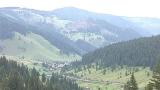 Peisaj cu munti