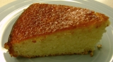 Prăjitură cu sirop de lămâie: prăjitură antidepresivă