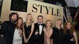 Sonia Argint Ionescu a luat Globul de Cristal pentru Star TV