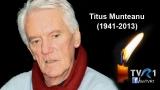 Fostul realizator TV Titus Munteanu a încetat din viaţă