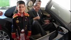 O lecţie de istorie cu David Ionuţ Dumitru, de 8 ani