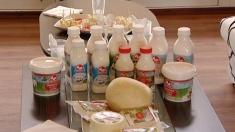 Produse din lapte de capră la