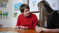 Manuela Hărăbor apare în faţa camerelor alături de fiul ei, Andrei