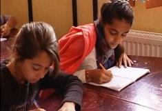 Educaţia copiilor romi, la Opre roma