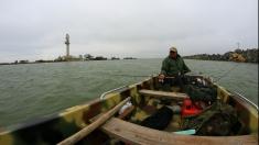 Din Delta Dunării, pescarii hoinari ne aduc un regal al capturilor de ştiucă