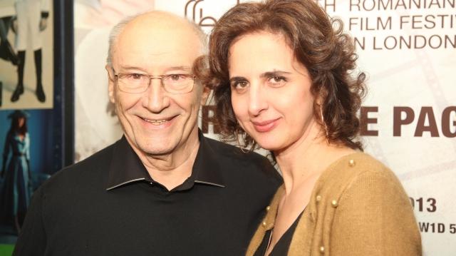 Ramona și Victor Rebengiuc