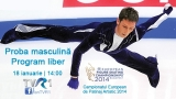 Zoltan Kelemen concurează, sâmbătă, în finala masculină la Europenele de Patinaj