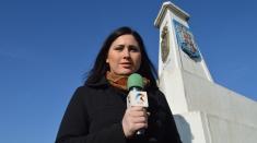 Caravana Știrile TVR la Beba Veche, în cel mai vestic punct al României