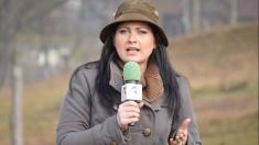 Caravana Știrile TVR întâlnește vânătorii de la Bata, județul Arad