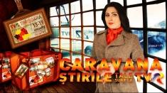 Bănăţenii întâmpină Caravana Ştirile tale sunt la TVR