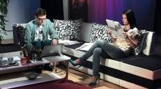 Regional Cafe – 21 ianuarie, din studioul TVR Iași