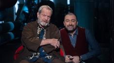 Best of Garantat 100%: Cătălin Ştefănescu şi Terry Gilliam (Monty Python)