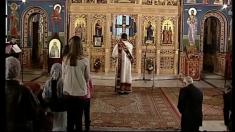 """Liturghia de duminică - Seminarul Teologic Liceal Ortodox """"Sf. Vasile cel Mare"""""""