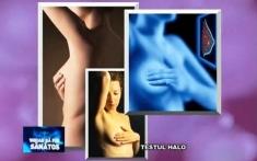 Un nou test pentru cancerul la sâni, la Vreau să fiu sănătos