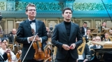 Alexandru Tomescu şi Eduard Kunz continuă Turneul Naţional Stradivarius