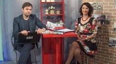 Regional cafe din studioul TVR Craiova