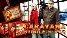 """Caravana """"Știrile tale sunt la TVR"""" străbate Moldova"""