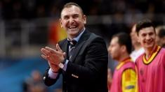 Selecţionerul României vine la Arena