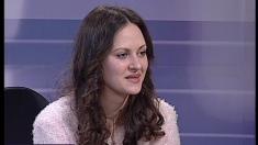 Regionalia - O ieşeancă la Parlamentul European al Tinerilor