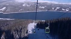 La pas prin Oltenia: Pârtia de schi mioarele