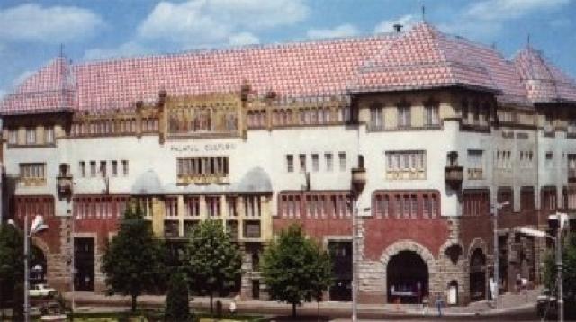 Palatul Culturii din Târgu-Mureş