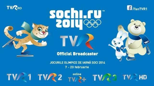 În perioada 7-23 februarie, cele 15 sporturi olimpice se văd numai ...