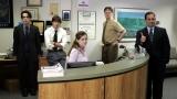 Doar cei puternici supravieţuiesc - în The Office