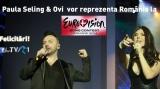 Paula Seling și Ovi reprezintă România la Eurovision 2014