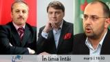 Kelemen Hunor şi Vasile Dâncu, în linia întâi, la TVR 1 şi TVR+