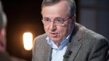 """Ion Cristoiu prezintă un nou volum în emisiunesa """"Om cu carte"""" la TVR 2"""