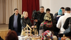 Viața la țară – Ciocănești, satul cultural al României