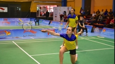 Badminton de nivel internațional în weekend la Timișoara