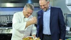 Kelemen Hunor, invitat la un prânz românesc la Politică şi delicateţuri