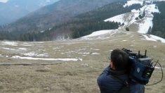 Parcul Naţional Piatra Craiului, tură vârful Vârtopul