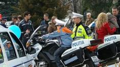 Zi neagră pe şoselele Clujului chiar de Ziua Poliţiei Române