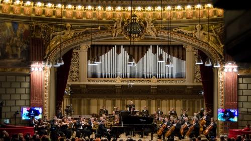 Concertele Festivalului George Enescu
