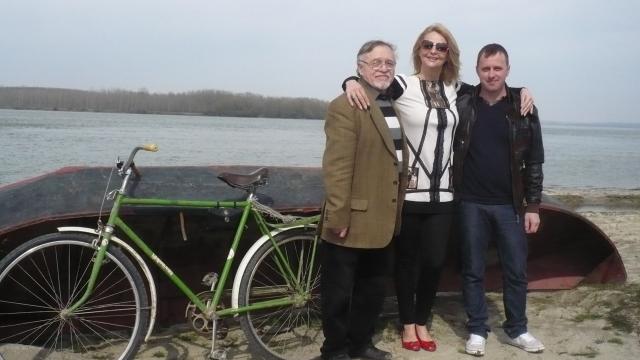 Eugen Malihen, Iuliana Marciuc și Petre Rău