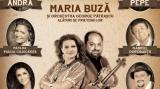 Maria Buză aduce