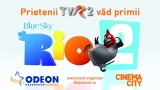 Prietenii TVR2 văd primii Rio 2!