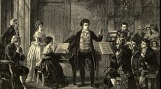 Iubiri imposibile: Ludwig van Beethoven şi Jeanette d'Honrath