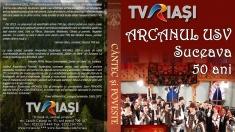 """Cel mai nou DVD """"Cântec și Poveste"""" are ca protagonist Ansamblul Arcanul Suceava"""