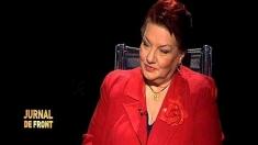 """Dona Tudor - sâmbătă, 5 aprilie, la """"Jurnal de front"""""""