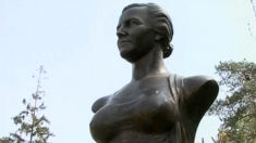 Scandal cu statui la Târgu Jiu